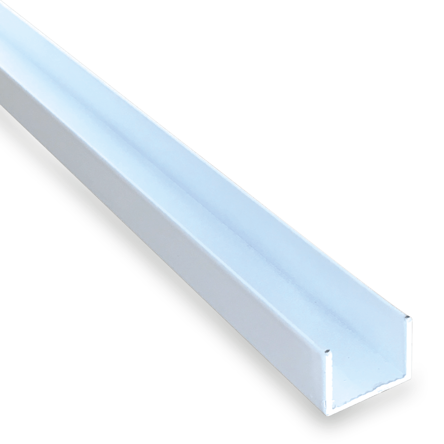 Perfil U Aluminio
